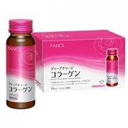 FANCL Deep Charge Collagen Drink, Низкомолекулярный коллагеновый напиток на 10 дней