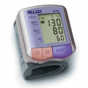 NISSEI Digital blood pressure monitor WS-820, Электронный тонометр на запястье