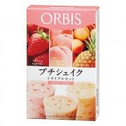 ORBIS PETIT SHAKE Sweet Taste, Диетический коктейль ассорти, 3 порции по 100 гр