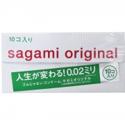 Sagami Original 0.02  10 шт