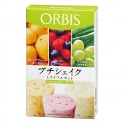 ORBIS PETIT SHAKE Refreshing Taste, Диетический коктейль ассорти, 3 порции по 100 гр
