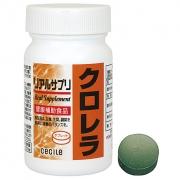 Real Supplement Chlorella, Хлорелла на 30 дней