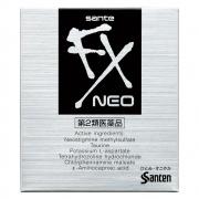 SANTE FX NEO, Витаминизированные капли для глаз 12 мл