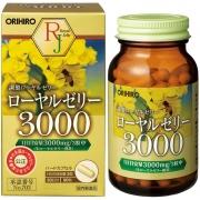 ORIHIRO Royal Jelly 3000, Маточное молочко 3000 на 30 дней