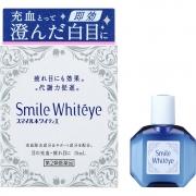 LION Smile Whiteye, Глазные капли от усталости глаз, 15 мл