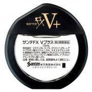 SANTE FX V+, Витаминизированные капли для глаз с таурином 12 мл