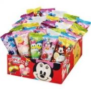 GLICO Popcan Drink Mix Dysney candy, Набор оригинальных леденцов 30 шт