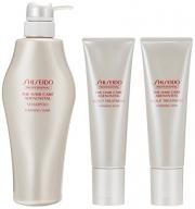 SHISEIDO Adenovital Professional, Набор шампунь 500 мл + бальзам 130 мл 2 шт