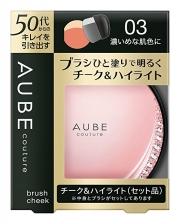 Sofina Aube Couture Brush Cheek & Highlight, Румяна  7гр