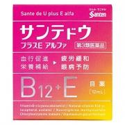 Sante de U plus E alfa, Капли для глаз 12 мл