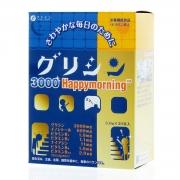 FINE Glycine 3000 Happy Morning, Глицин от напряжения на 30 дней