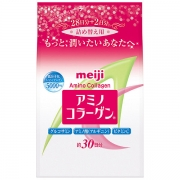 MEIJI Amino Collagen, Амино коллаген 214г