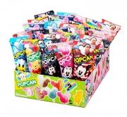 GLICO Popcan Dysney candy, Набор оригинальных леденцов 30 шт