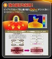 Ферритовое магнитное ожерелье PIP  Magneloop EX   50 см