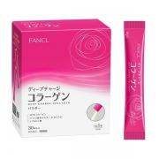 FANCL Deep Charge Collagen Powder, Низкомолекулярный коллаген в порошке на 30 дней