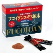 Kanehide Bio Fucoidan powder, Фукоидан в порошке 1,5 гр х 30 саше