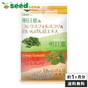 seedcoms Coleus Forskohlii+Ashitaba+White Kidney Bean, Колеус Форсколин + Экстракт белой фасоли + Экстракт листьев дудника для диеты