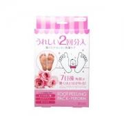 SOSU Foot Peeling Pack,Носочки для педикюра Sosu с ароматом Розы ( 2 пары)