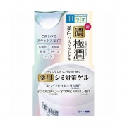 HADA LABO Gokujyun Whitening Concentrate Perfect Gel, Восстанавливающий отбеливающий гель 5 в 1, 100гр