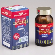 Kanehide Bio Fucoidan, Фукоидан 150 капсул