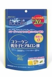 ITOH ITOCOLLA, Коллаген с гиалуроновой кислотой 102 гр (на 20 дней)