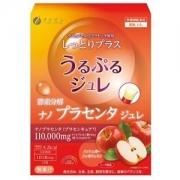 FINE Nano Placenta Jelly, Плацентарное желе со вкусом яблока на 22 дня