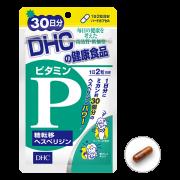 DHC Vitamin P, Витамин P (гликозилтрансферированный гесперидин) на 30 дней
