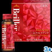 DHC Briller Extra Up, Напиток красоты с протеогликанами и морским коллагеном 50 мл × 3