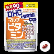 DHC Multivitamin, Мультивитамины на 90 дней