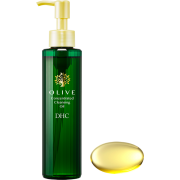 DHC Olive Concentrated Cleansing Oil, Оливковое очищающее масло для лица 150 мл
