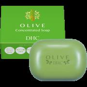 DHC Olive Concentrated Soap, Мыло для очищения кожи лица 85 гр