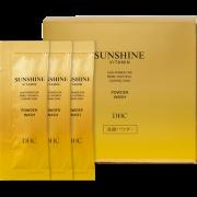 DHC SUNSHINE Vitamin Powder Wash, Очищающая витаминная пудра для лица 0,4 гр × 30 шт