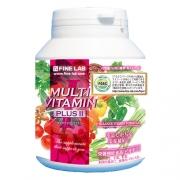 FINE LAB Multivitamin plus 2, Мультивитамины+II c элеуторококком на 16 дней