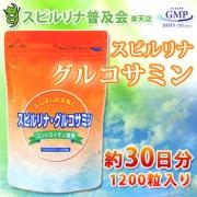 Algae Spirulina + Glukosamine, Спирулина с глюкозамином на 30 дней