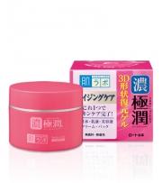 HADA LABO Gokujyun Concentrate 3D Perfect Gel, Питательный восстанавливающий гель 5 в 1, 100гр
