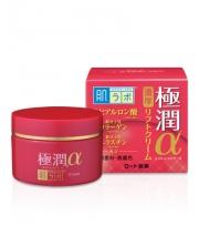 HADA LABO Gokujyun Alpha Moist Lift d Cream, Лифтинг крем 50 г