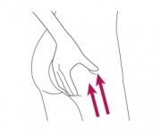 MTG ReFa Body Massage Gel, Массажный гель 120 г