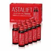 ASTALIFT Pure Collagen 10000, Питьевой коллаген 10 штук по 30 мл