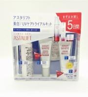 ASTALIFT WHITE Trial Kit, Набор пробников на 5 дней