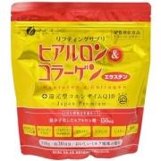 FINE Hyaluronic Acid & Collagen+Coenzyme Q10, Коллаген & Гиалуроновя кислота + Коэнзим Q10 на 30 дней