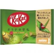 NESTLE Kit Kat matcha, Вафли со вкусом зелёного чая матча