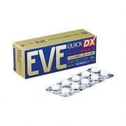 EVE Quick DX, Обезболивающее EVE Quick DX на основе ибупрофена 40 таблеток