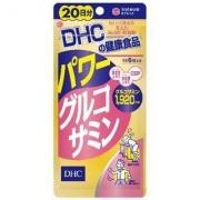 DHC Power Glukosamine, Глюкозамин для укрепления суставов на 20 дней