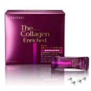 SHISEIDO The Collagen Enriched, Коллагеновый комплекс в таблетках на  30 дней
