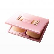 Kanebo COFFRET D`OR Silky Fit Pact UV (Moist Keep), Компактная пудра, 9,5 г с кейсом