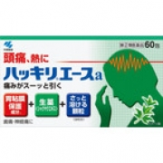 Kobayashi Hakkiri Ace A, Хаккири Эс- Хикарири обезболивающее средство (60 стиков)