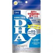 DHC DHA, Омега-3 на 60 дней