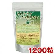 Algae Spirulina + Saw Palmetto, Спирулина с пальметто на 30 дней