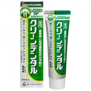 Daiichi Sankyo Clean Dental S Incredible Care, Зубная паста от гиперчувствительности зубов 100 г