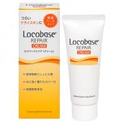 Daiichi-Sankyo LOCOBASE Repair Cream, Универсальный защитный крем для лица, рук и сухих участков на теле 30 г